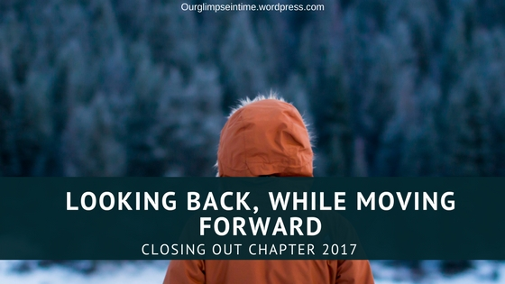Looking Back, While moving Forward