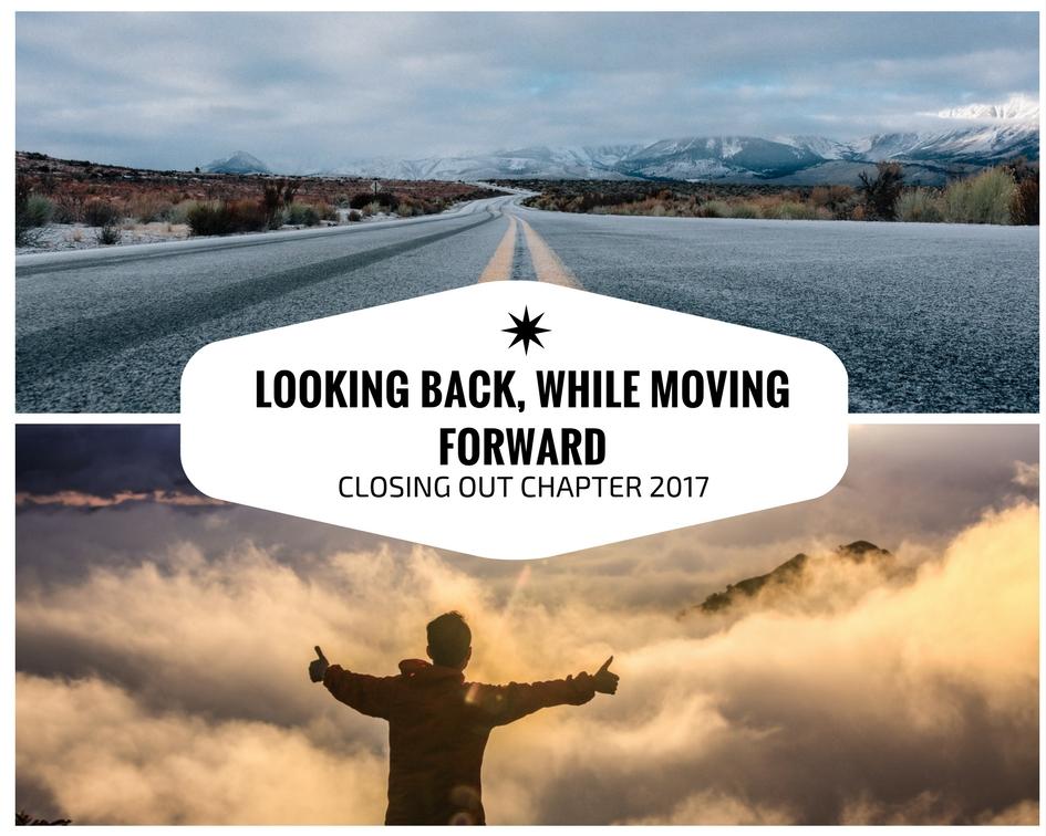 Looking Back, While MovingForward